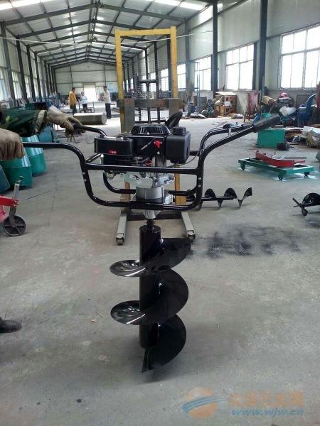 惠安縣汽油挖洞機多少錢