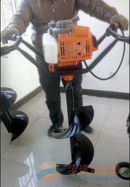三明汽油挖洞機多少錢