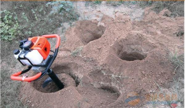马鞍山植树挖坑机厂家