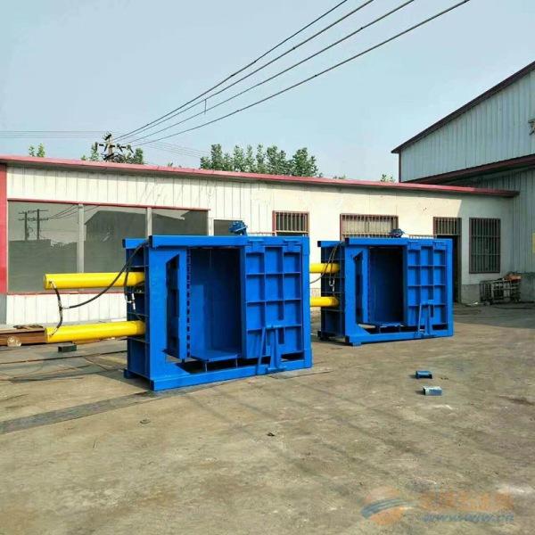 南部县废纸板液压打包机 压缩打包优质产品