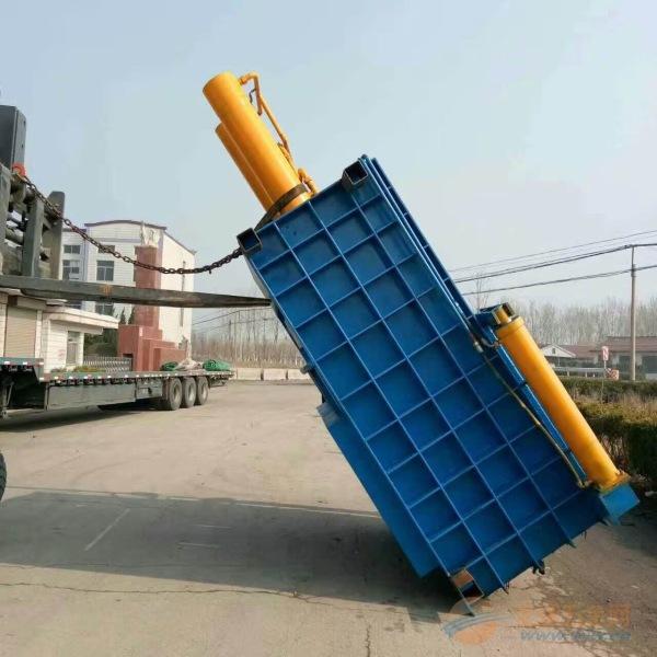 九寨沟县松软类物料液压打包机 打包存储优质选择