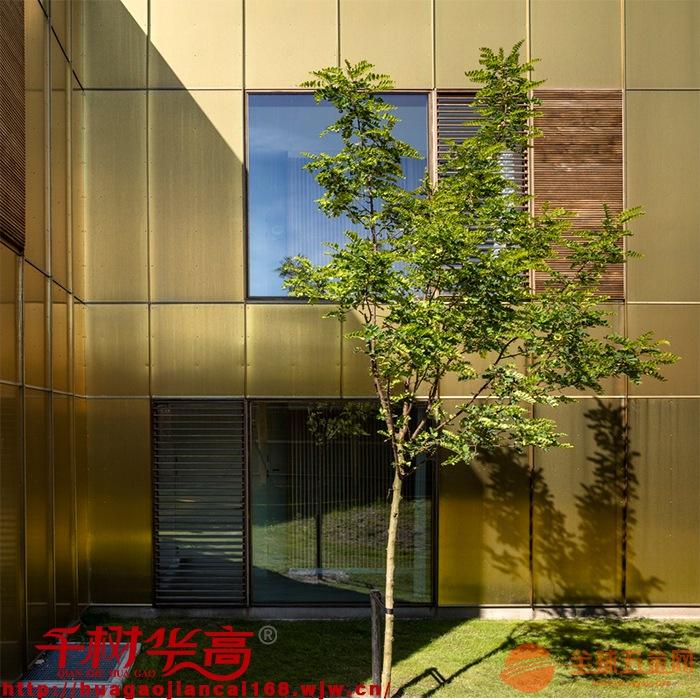 华高-氟碳漆幕墙铝单板