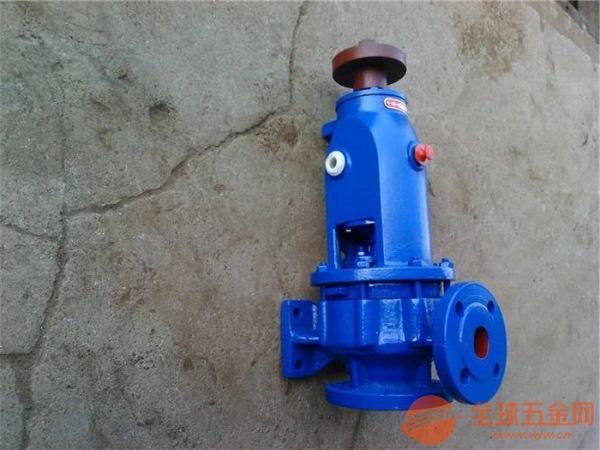 红河州ISR65-40-200B排水泵型号是什么意思