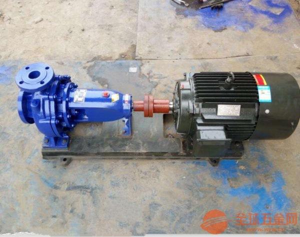 怒江IS150-125-315A清水离心泵与ISG管道泵区别