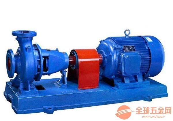 葫芦岛IS200-150-400A矿山供水泵轴承型号是什么