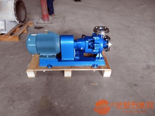 大理IS65-40-315热水循环泵哪家的靠谱