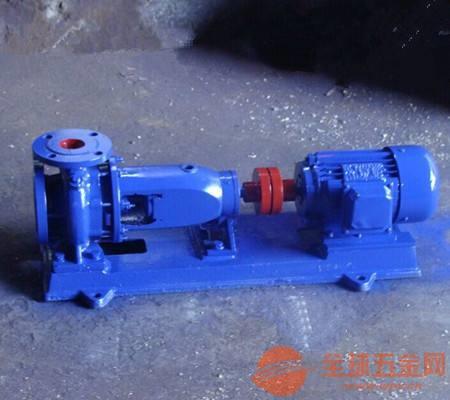 邵阳ISR200-150-250A工业给水泵不为什么