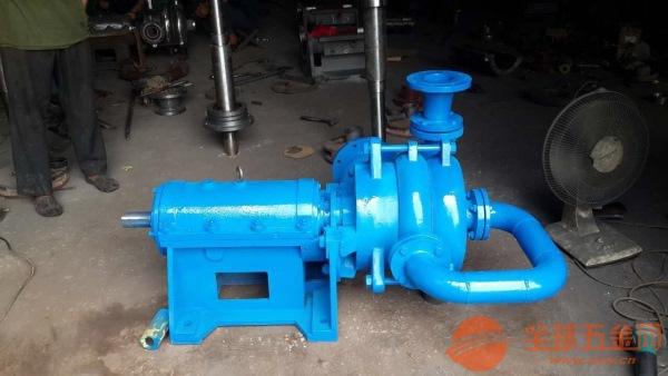 125SYA95-132洗沙污泥供料泵