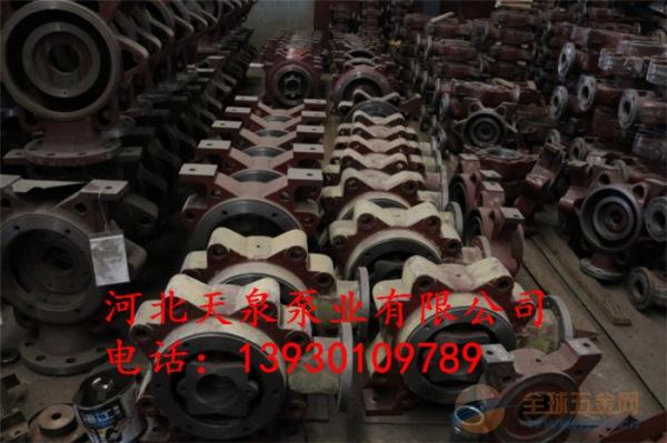 江山200D65X3多级离心泵启动与停车