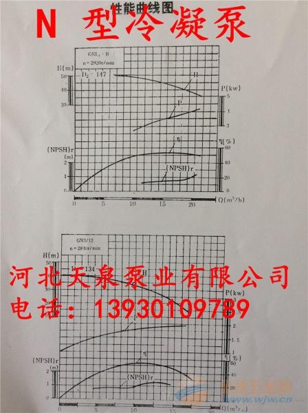 延吉4N6冷凝泵_4N6凝结水泵