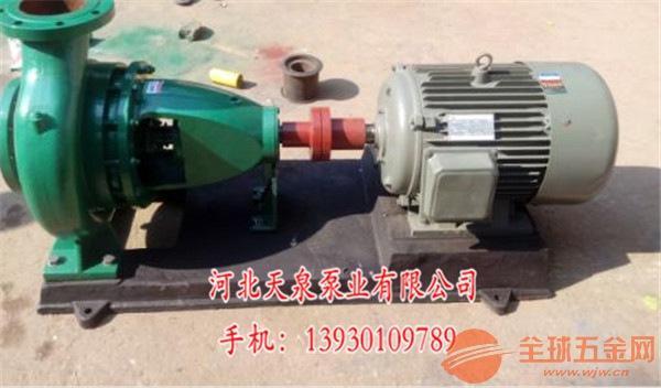 ISR65-40-250B参数选型