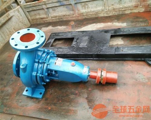 南充IR100-65-315A排水泵地脚尺寸是什么