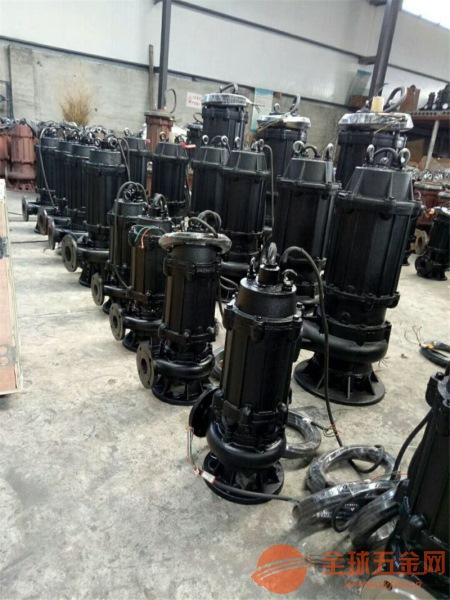 淮滨县200WQ350-20-37污泥外排泵