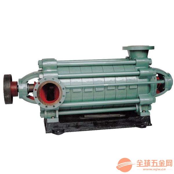 宁阳县80D-12*8供应人工造雪多级泵