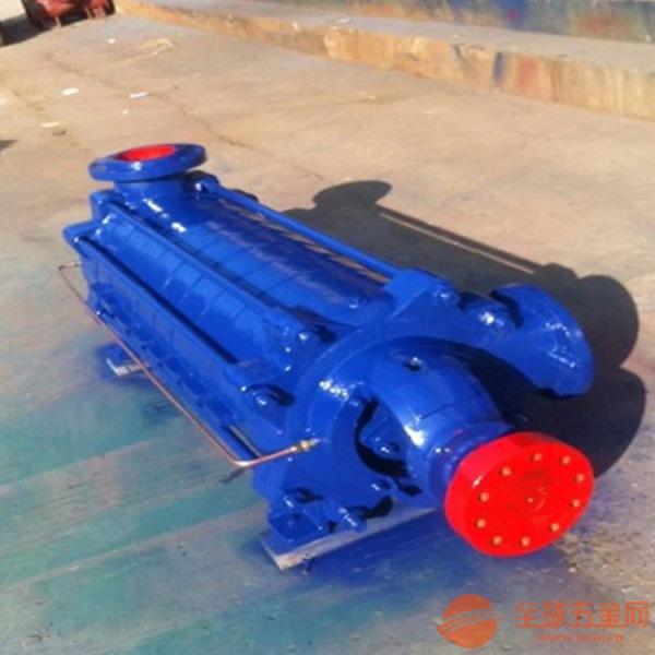 微山县80D-12*9室内外卧式多级造雪泵