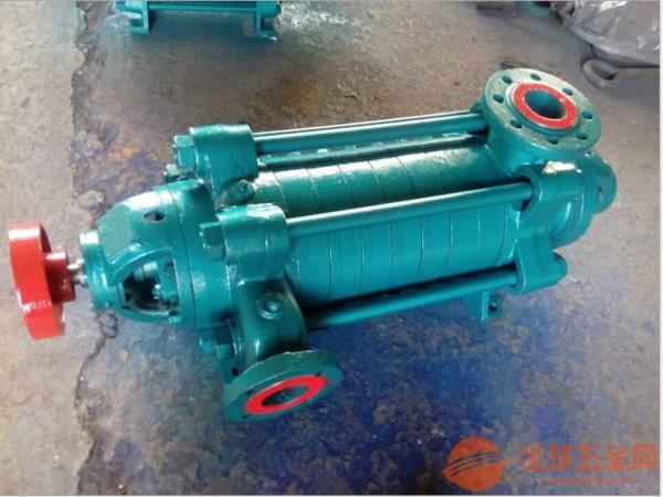 邹城市80D-12*7人工造雪场专用泵