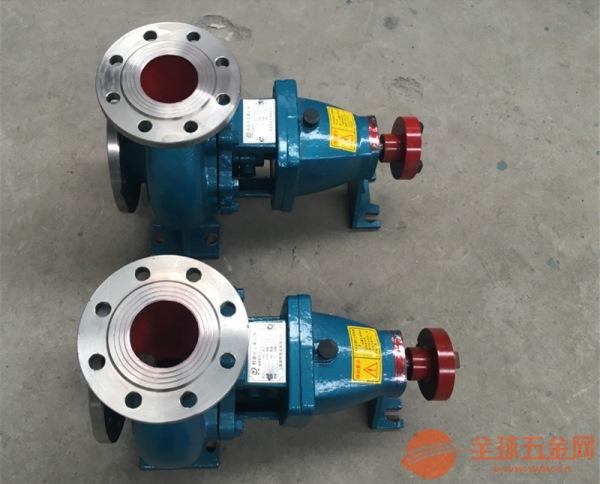 华蓥IHF125-100-250B卸碱泵高新技术产业