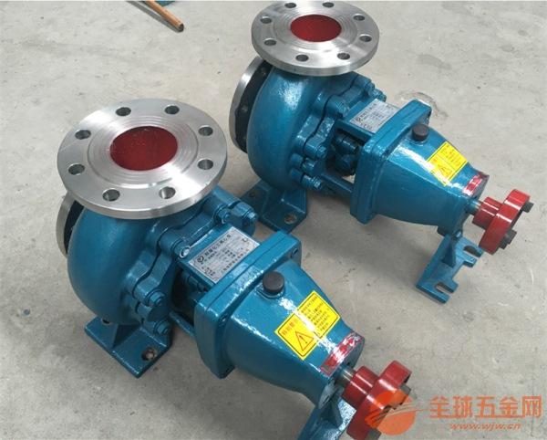 隰县IH40-32-160清水离心泵发货德邦
