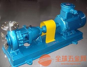 浪卡子IH150-125-400工业排水泵人性化报价