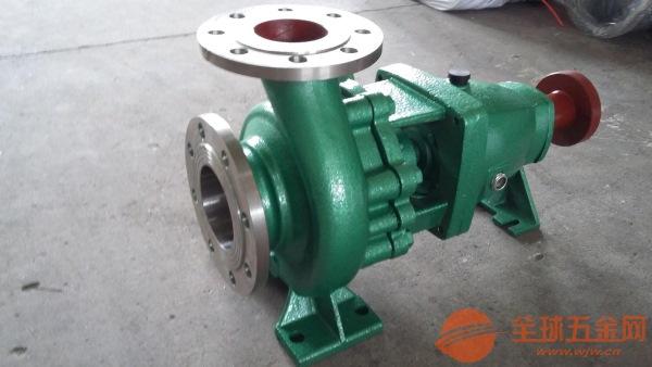 北戴河IHF50-32-250A不锈钢浓浆泵拒绝次品