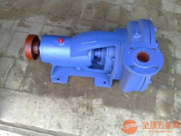 邢台4N6卧式工业冷凝泵