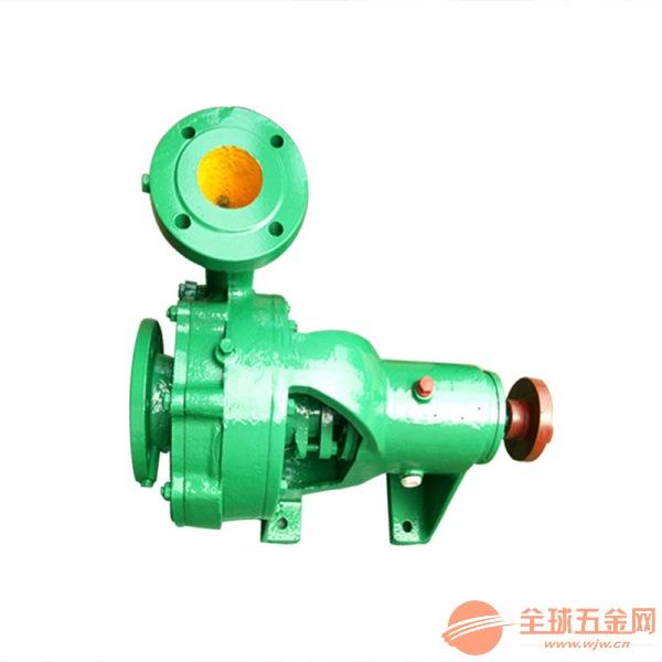 清远4N6电厂专用排水泵