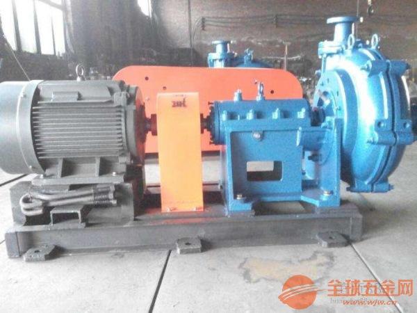武威250ZJ-I-A85细沙回收泵多少钱