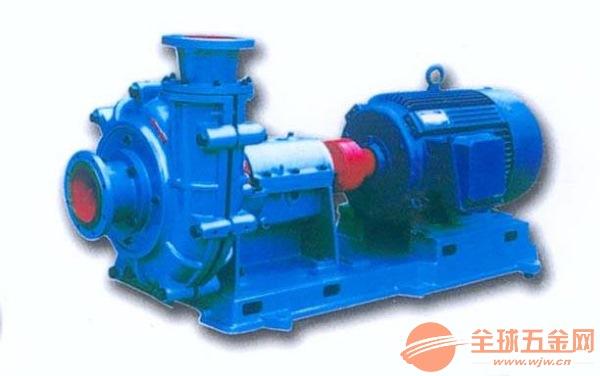 铜川200ZJ-I-A65细沙回收专用泵