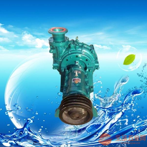 张掖300ZJ-I-A65细沙提取专用泵