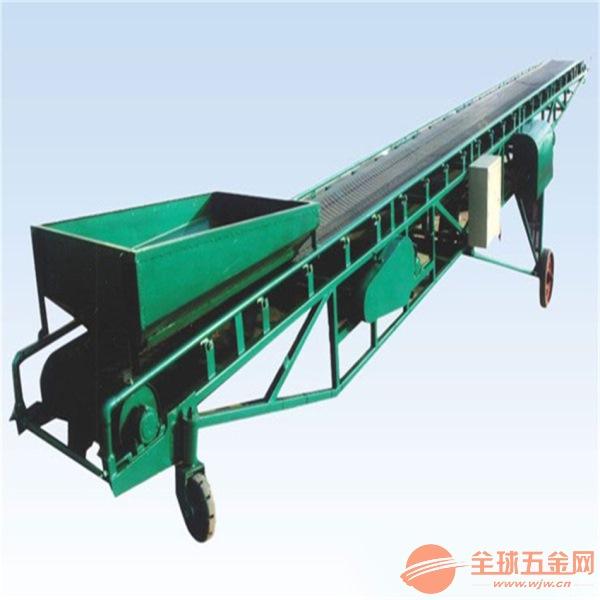 回转火锅传输机不锈钢防腐自动化爬坡皮带输送机