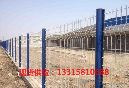 新型桃型柱护栏网
