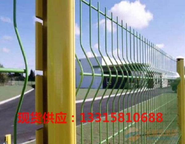 漯河桃型柱护栏网规格