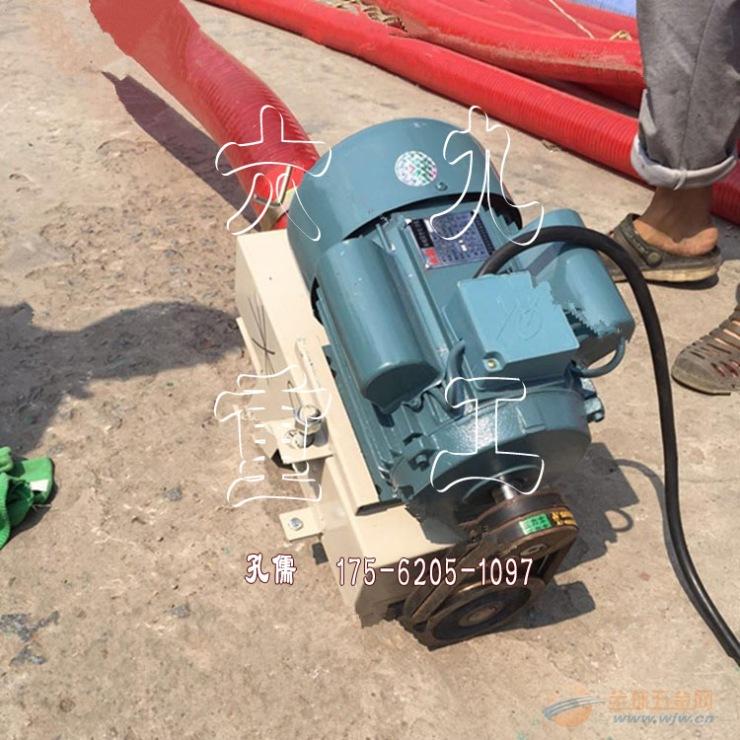 800元软管吸粮机 6米吸粮机
