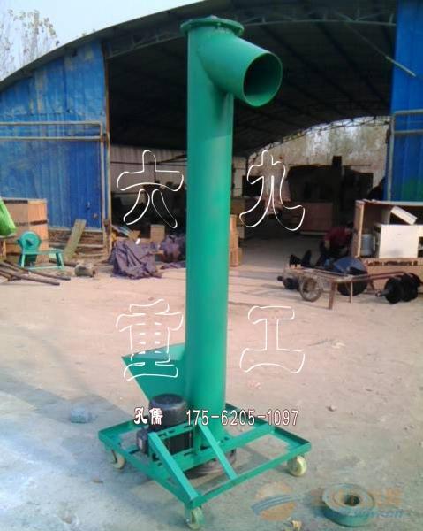 来图生产电动螺旋提升机报价 石灰粉剂螺旋输送机xy1