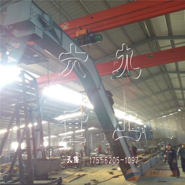 单板链刮板机 轴承密封 板链刮板输送机