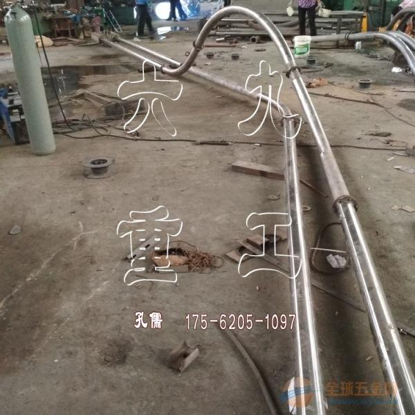 水平物料密封管链输送机 Z型全封闭上料管链提升机 大型管链机