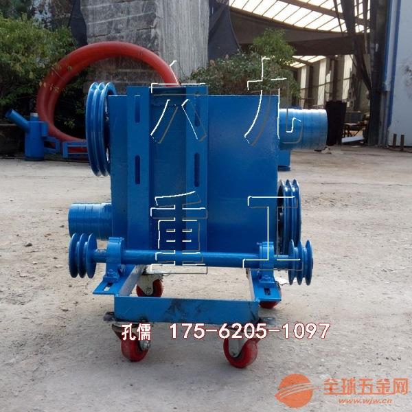 车载式吸粮机 大型吸粮机 万向轮的吸粮机 移动式的吸粮机