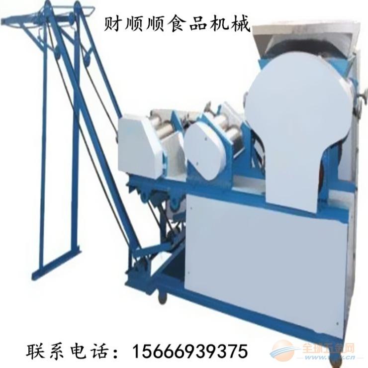 天津耗能低自动爬杆面条机 玉米面条机商用厂家直销