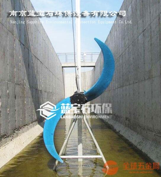 循环池潜水推流器的作用范围 推进器效果图