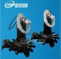 曝气机最新产品离心式曝气机范围广密集