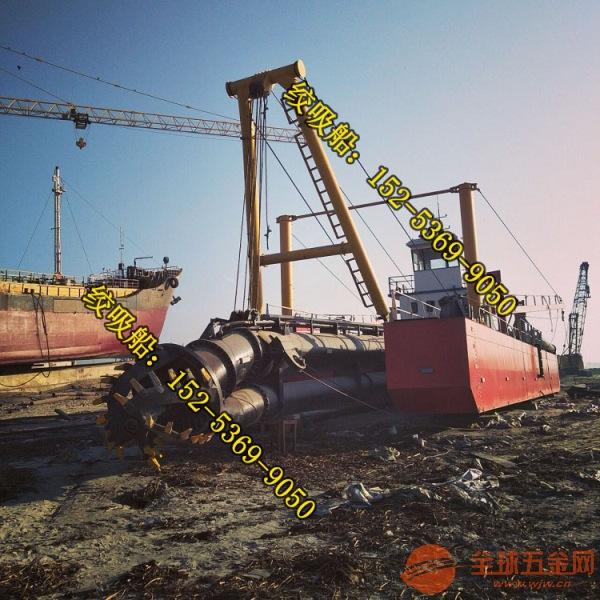 大同绞吸式挖泥船8寸泵挖深多少米
