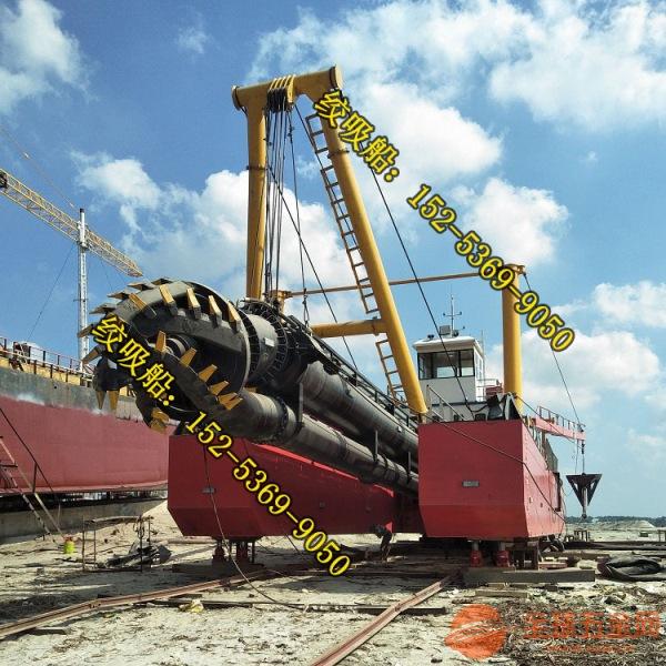 阳泉12寸非自航电动绞吸式挖泥船价格