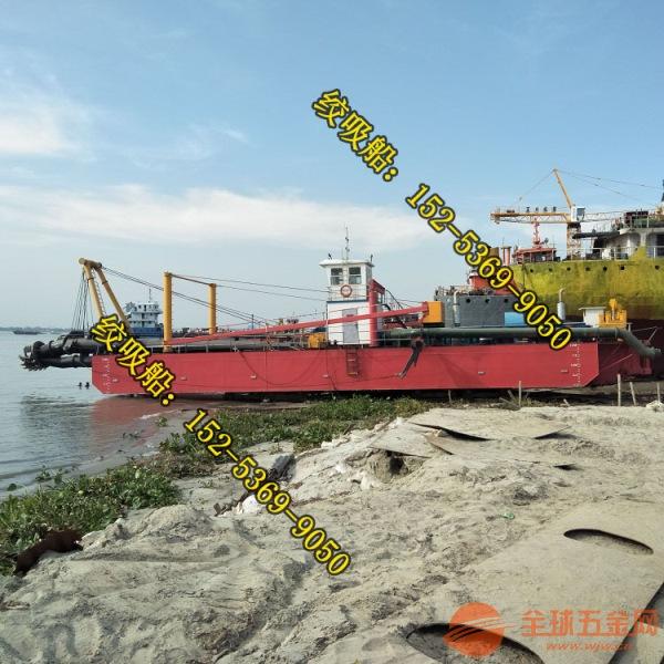 乐山16寸绞吸式挖泥船泥沙产量和排水量