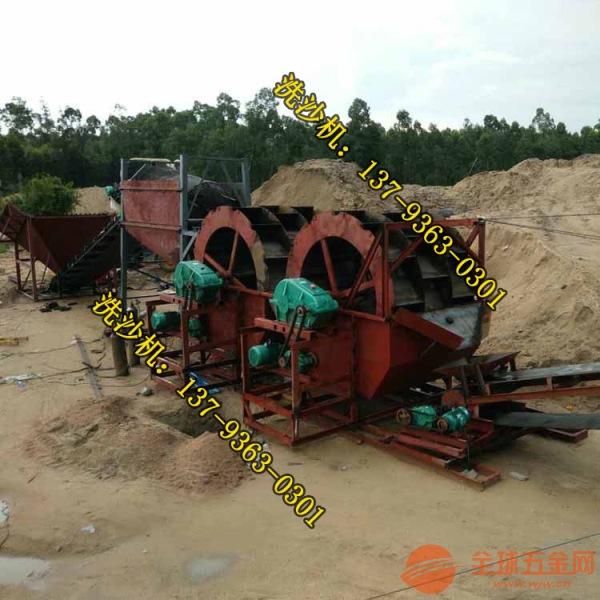黑龙江大庆二次水洗轮式洗沙机图片 鸡西轮式洗沙机厂家报价