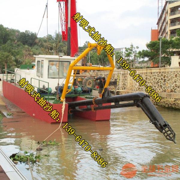广西北海12寸抽沙船哪家好 抽沙船的产量