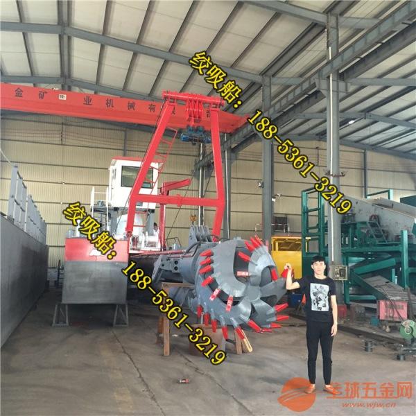 广东惠州环保疏浚船型号规格