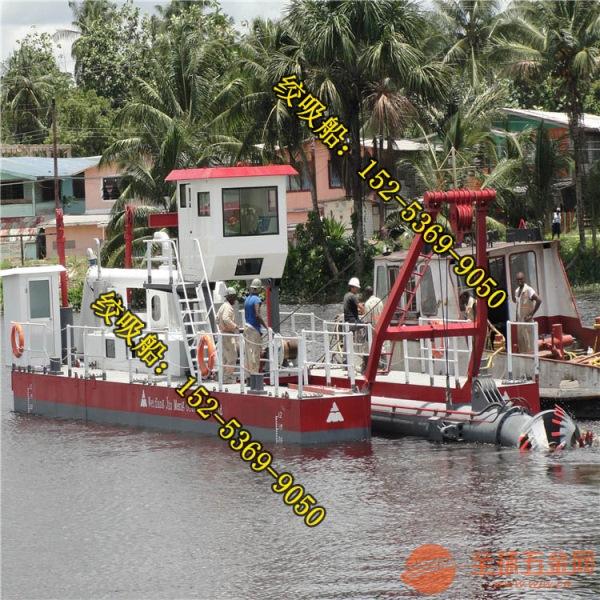 山西长治绞刀式搅沙船操作注意事项 200方搅沙船配备