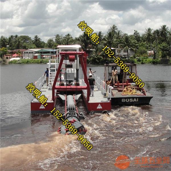 陕西安康河道清理船每小时泥沙产量 金盟机械河道清理船