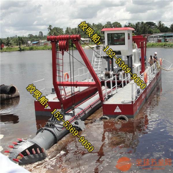 云南楚雄河道清理船型号有哪些 金盟机械河道清理船施工