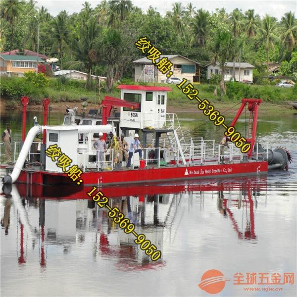 陕西西安用于环保的河道清理船施工方案 金盟机械河道清